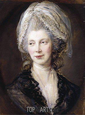 Gainsborough | Queen Charlotte, 1782