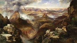 Grand Canyon of the Colorado River | Thomas Moran | Gemälde Reproduktion
