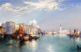 View of Venice | Thomas Moran | veraltet