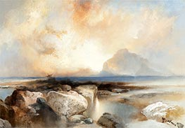 Seascape | Thomas Moran | Painting Reproduction