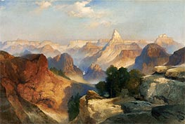 Grand Canyon, 1920 by Thomas Moran | Painting Reproduction