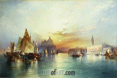 Thomas Moran | Venice, 1897