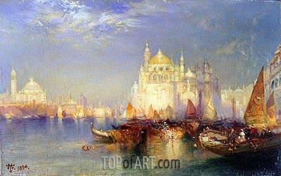 Thomas Moran | Venice, 1894