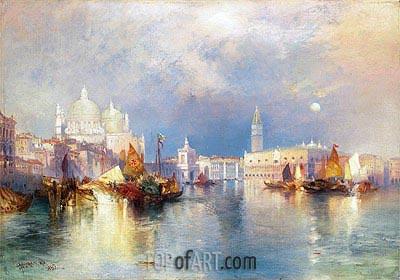 Thomas Moran | Venice, 1898