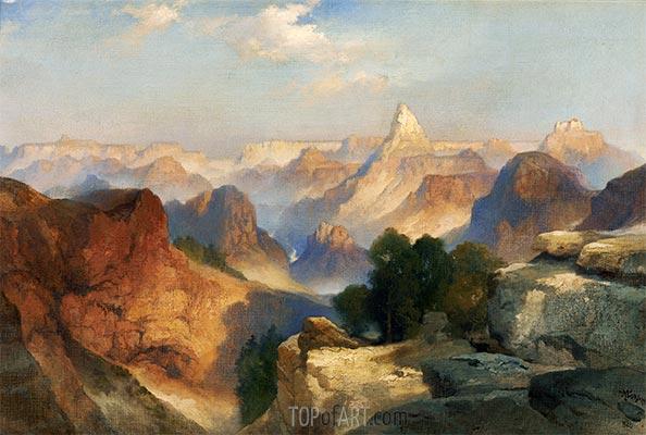 Grand Canyon, 1920   Thomas Moran   Painting Reproduction