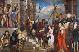 Ecce Homo, 1543 by Titian | Painting Reproduction