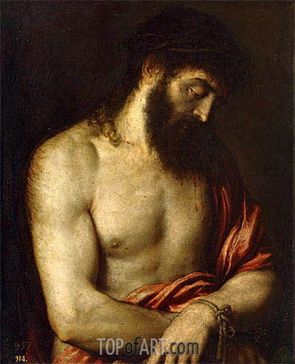 Ecce Homo, 1547 | Titian| Painting Reproduction