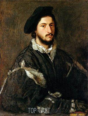 Titian | Portrait of Vincenzo Mosti, c.1520/25
