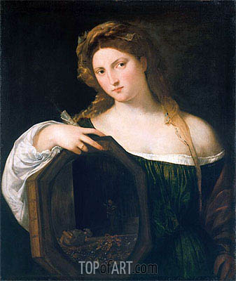 Titian | Vanity, c.1515