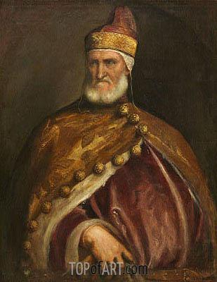 Titian | Doge Andrea Gritti, c.1546/48
