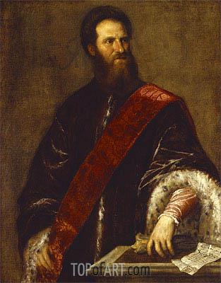 Titian | Nicolo Zen, undated