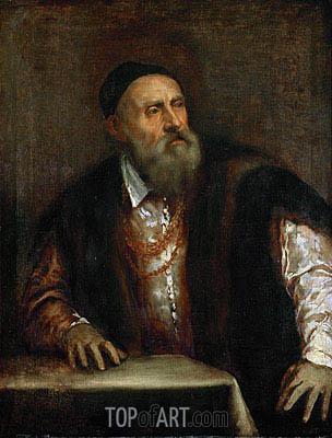Titian | Self Portrait, 1562