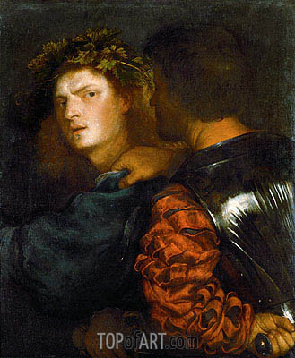 The Bravo (Il Bravo), 1520 | Titian | Painting Reproduction