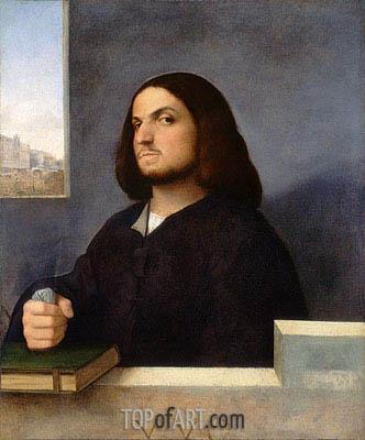 Titian | Portrait of a Venetian Gentleman, c.1510