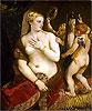 Venus vor dem Spiegel | Tiziano Vecellio Tizian