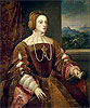Empress Isabel of Portugal | Tiziano Vecellio Titian