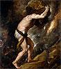 Sisyphus | Tiziano Vecellio Titian