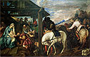 The Adoration of the Magi | Tiziano Vecellio Titian