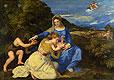 The Aldobrandini Madonna | Tiziano Vecellio Titian