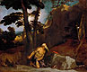 Saint Jerome | Tiziano Vecellio Tizian