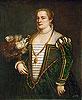 Tizians Tochter Lavinia | Tiziano Vecellio Tizian