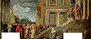 Presentation of the Virgin (Presentation of Mary in the Temple) | Tiziano Vecellio Tizian