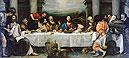 Last Supper | Tiziano Vecellio Tizian