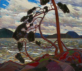 The West Wind | Tom Thomson | Painting Reproduction
