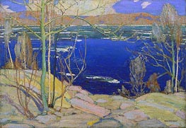 Spring Ice | Tom Thomson | outdated