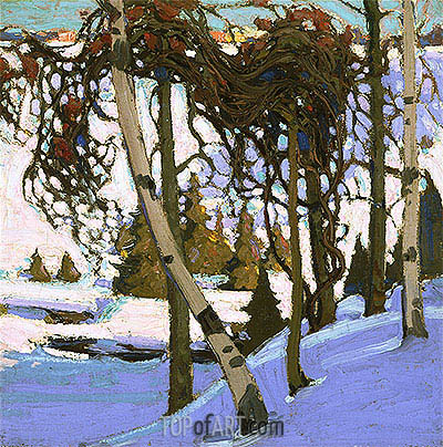 Tom Thomson | Early Snow, 1916