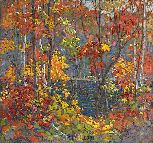 Tom Thomson | The Pool, c.1915/16