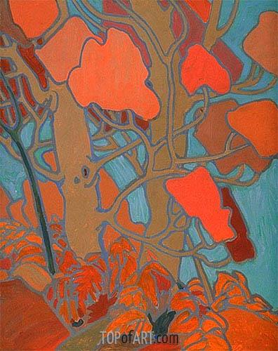 Tom Thomson | Decorative Panel II, c.1915/16