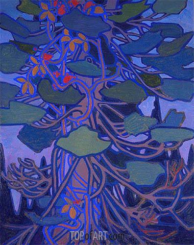 Tom Thomson | Decorative Panel I, c.1915/16