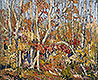 Autumn Tapestry: Tangled Trees | Tom Thomson