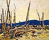 Burnt Land   Tom Thomson