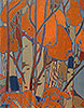 Decorative Panel III   Tom Thomson