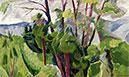 Landscape, 1916 | Umberto Boccioni