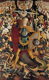 The Archangel Saint Michael | Unknown Master | outdated