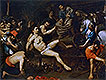 The Martyrdom of Saint Laurence | Valentin de Boulogne