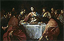 Last Supper | Valentin de Boulogne