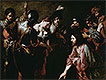 Christ and the Adulteress | Valentin de Boulogne