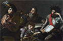 The Four Ages of Man | Valentin de Boulogne