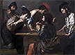 Soldiers Playing Cards and Dice (The Cheats) | Valentin de Boulogne