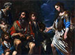 Erminia and the Shepherds, c.1630 | Valentin de Boulogne
