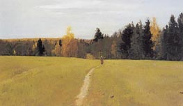 Autumn, Domotcanovo | Valentin Serov | outdated
