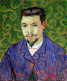 Porträt von Doktor Felix Rey | Vincent van Gogh | veraltet