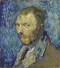 Self Portrait | Vincent van Gogh | outdated