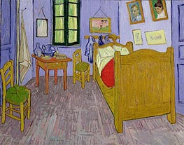 Van Gogh's Bedroom at Arles | Vincent van Gogh | Gemälde Reproduktion