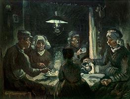Die Kartoffelesser | Vincent van Gogh | veraltet