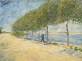Along the Seine | Vincent van Gogh | veraltet